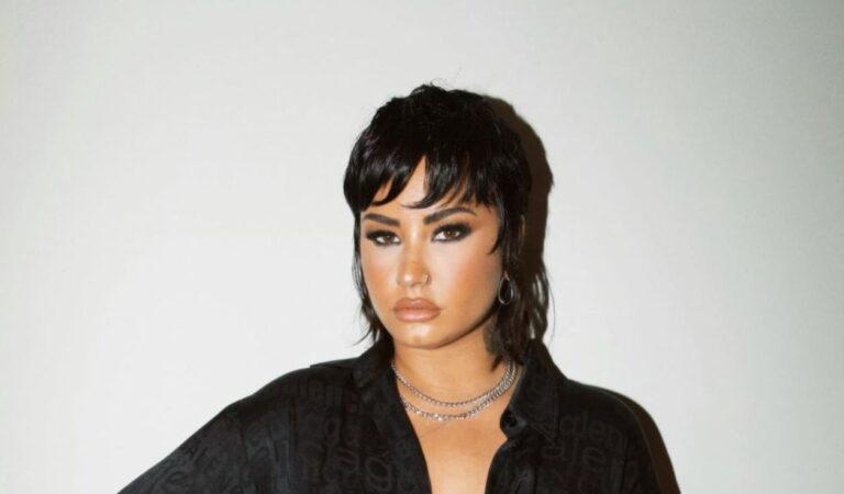 Demi Lovato detalla la vez que tuvo contacto con extraterrestres