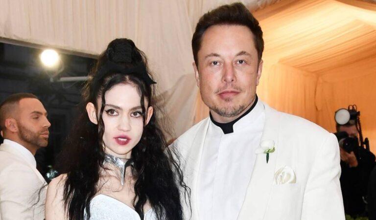 Elon Musk y Grimes se separan, X Æ A-Xii crecerá con padres divorciados