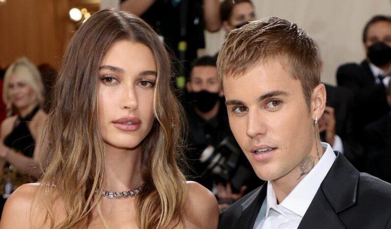 Hailey Bieber se sincera sobre rumores de maltrato por parte de Justin Bieber