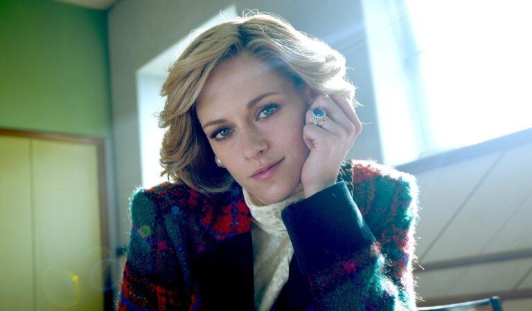 Kristen Stewart interpretará la lucha de la princesa Diana contra la bulimia