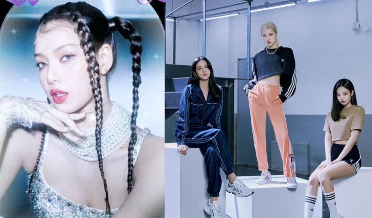 Las chicas de BLACKPINK muestran apoyo a Lisa con su solo debut