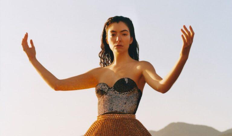 Lorde admite que no está hecha para ser una estrella pop