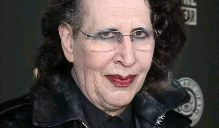 Marilyn Manson conmociona las redes y desata ola de memes por su apariencia física