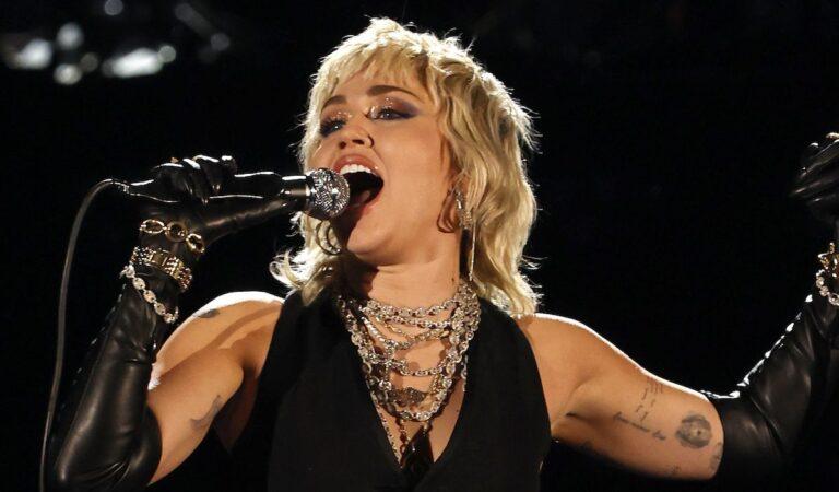 Miley Cyrus explica porque esta en contra de transmitir en vivo de sus conciertos
