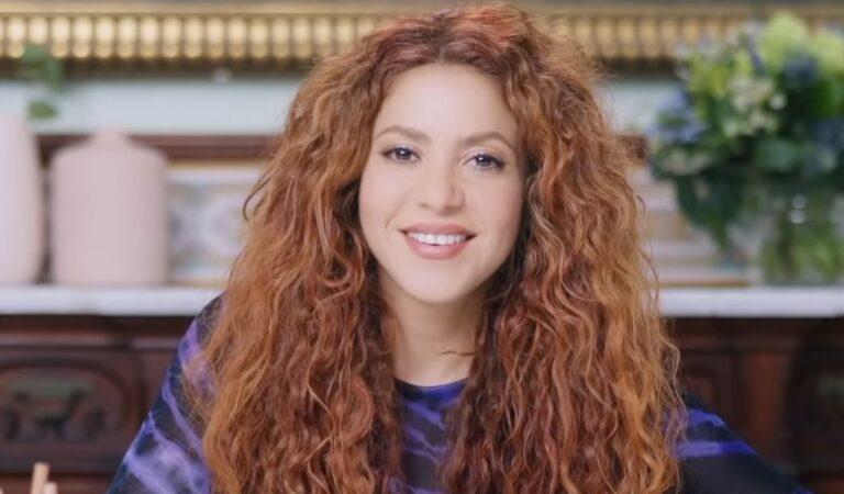 Shakira y su hijo son atacados por jabalíes que roban sus pertenecías