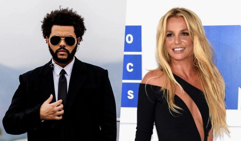 Britney Spears estaría regresando a la música colaborando con The Weeknd