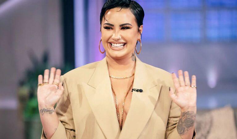 Demi Lovato pide dejar de usar el término 'alíen' porque 'es despectivo'