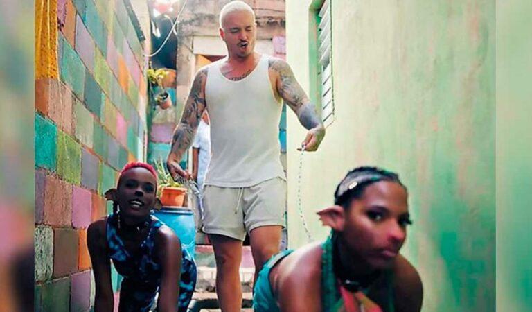 ¡POLÉMICA! J Balvin podría ir a la cárcel por su tema «Perra» y Youtube elimina el vídeo por racismo y machismo